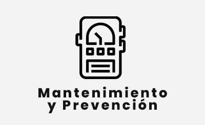 mantenimiento y prevencion
